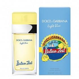 Dolce & Gabbana Light Blue Italian Zest 50 ml eau de toilette
