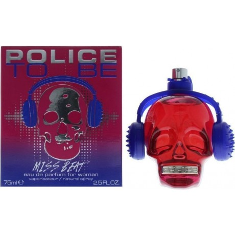 Police to be Miss Beat 75 ml eau de parfum