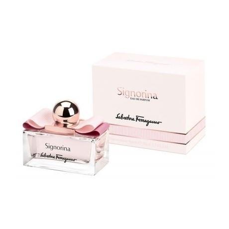 Signorina Salvatore Ferragamo 100 ml eau de parfum