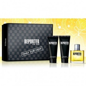 Reporter For men Confezione Regalo edt  75 ml.