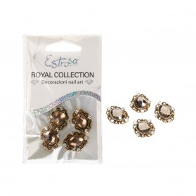 Gold Jewel Royal Collection Estrosa
