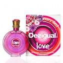 Desigual love 50 ml eau de toilette