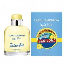 Dolce & Gabbana Light Blue Italian Zest pour Homme 125 ml eau de toilette