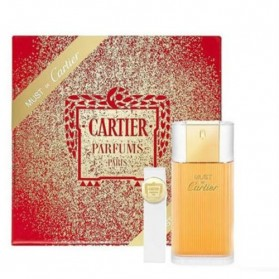 Must de Cartier  Confezione Regalo (100 ml e 9 ml edt)
