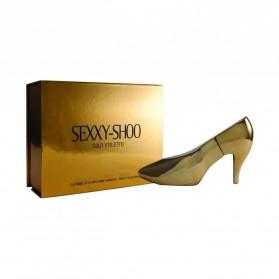Laurelle Sexxy-Shoo Gold Stiletto 100 ml eau de parfum