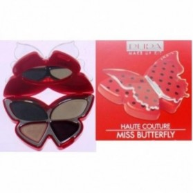 Pupa Haute Couture Miss Butterfly 03 Rossa