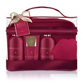 Baylis & Harding Midnight Fig & Pomegranate set con 5 pezzi