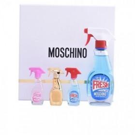 Moschino Fresh Couture Confezione 4 pezzi