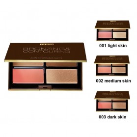 Pupa Palette All in One Bronzing&Contouring