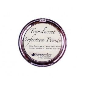 Best Color Traslucent Perfection Powder Cipria Effetto Matte 9,5 g