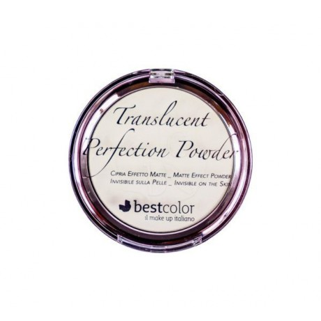Best Color Traslucent Perfection Powder Cipria Effetto Matte 9,5 g