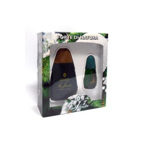 Pino Silvestre Classico Forte di Natura Confezione 75 ml edt + 250 ml doccia shampoo