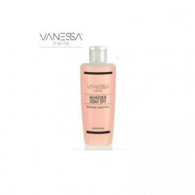 Vanessa Remover Soak Off-Rimozione Smalto Gel 150 ml