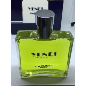 Yendi Capucci Profumo da Collezione 250 ml SENZA SCATOLA