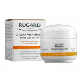 Rugard Crema Vitaminica Viso con Vitamina A, B6 ed E 50 ml