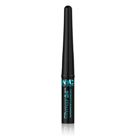 NYC Cityproof 24HR Eyeliner Liquido Waterproof