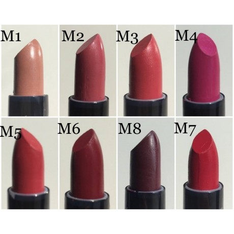Barbara Bort Matt Me Up! Rossetto Opaco
