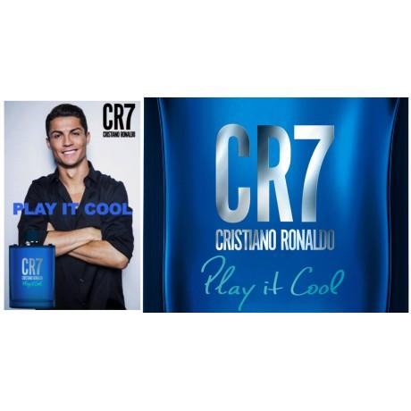 CR7 Cristiano Ronaldo Play It Cool 100 ml eau de toilette