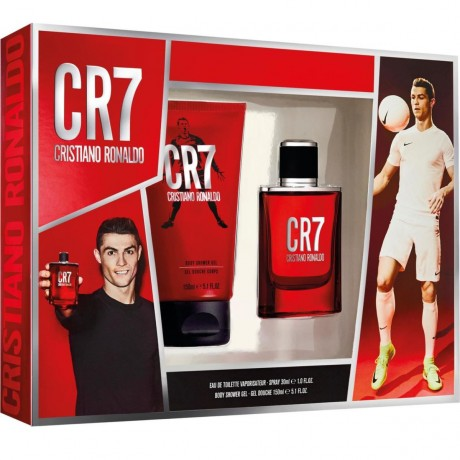 CR7 Cristiano Ronaldo 30 ml eau de toilette + 150 ml body shower gel