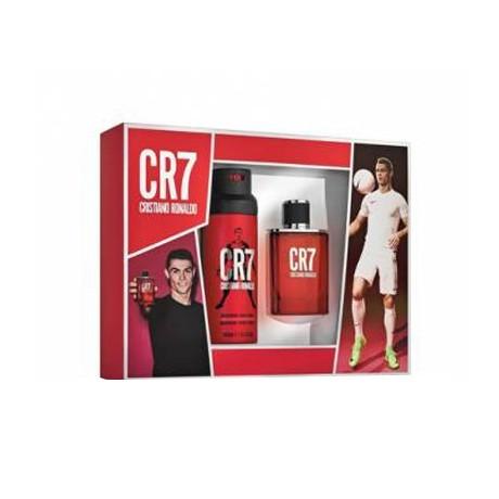 CR7 Cristiano Ronaldo 50 ml eau de toilette + 150 ml Body Spray