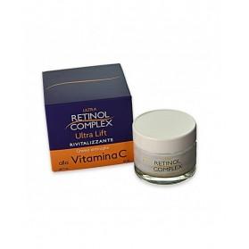 Retinol Complex CREMA ANTIRUGHE alla VITAMINA C 50 ml