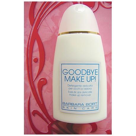 Barbara Bort Goodbye Make Up! Detergente delicato Occhi e Labbra 100 ml