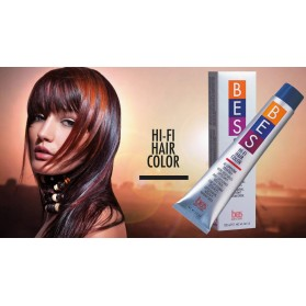 Bes Hi-Fi Hair Color 100 ml