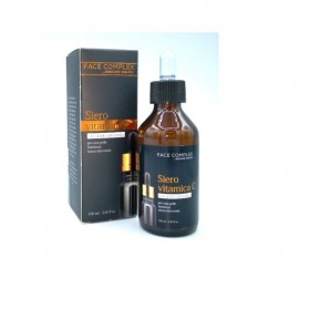 Face Complex Siero con Vitamina C e Acido Ialuronico 100 ml