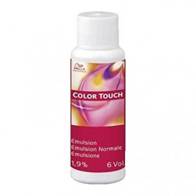 Wella Emulsione Color Touch 6 vol. 60 ml