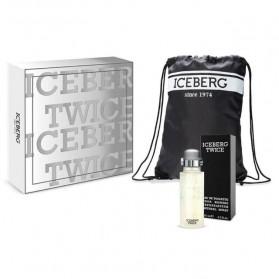 Iceberg Twice Pour Homme 125 ml eau de toilette + sacca