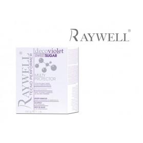 Raywell Polvere Decolorante Viola con Polisaccaridi di zuccheri di frutta 500 gr.