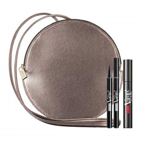 Pupa Mascara Vamp All in One - Stylo Liner - Pochette