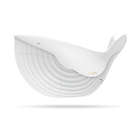 Pupa Whale 3 Bianca