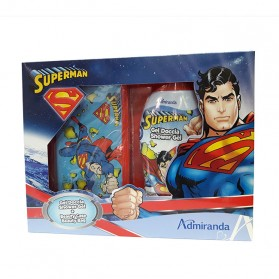 Superman Beauty + Gel Doccia 300 ml