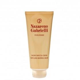 Nazareno Gabrielli pour Femme Bagno Doccia Crema 400 ml