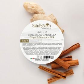 SkinSystem Latte Vellutante Zenzero & Cannella 500 ml