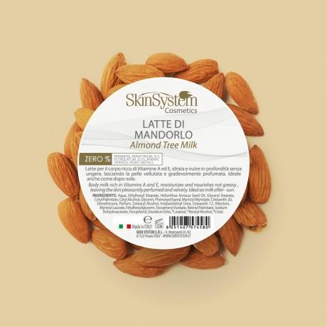 SkinSystem Latte Vellutante Latte di Mandorlo 500 ml