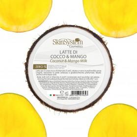 SkinSystem Latte Vellutante Latte di Cocco & Mango 500 ml