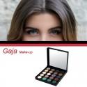 Gaja Make Up Palette Occhi - 20 Ombretti