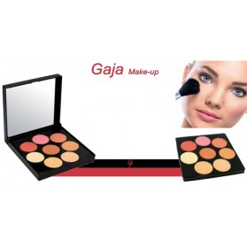 Gaja Make Up Palette 4 Frad + 4 Ciprie