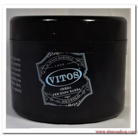 Vitos Crema Pre - Dopobarba al Mentolo 500 ml