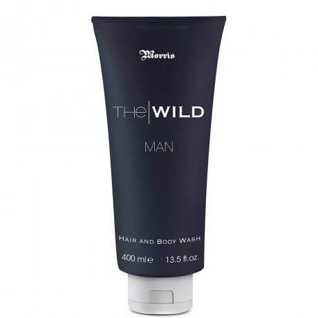 Morris The Wild Man Gel Doccia per Corpo e Capelli ml