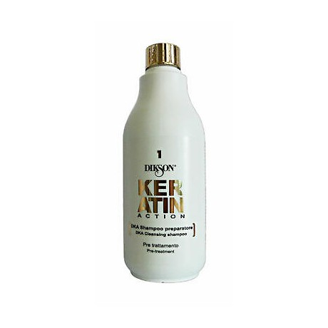 Dikson Keratin Action Shampoo Preparatore 1 500 ml