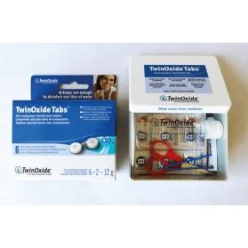 TwinOxide Tabs - Compresse Disinfezione Bicomponente