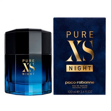 Paco Rabanne Pure XS Night 100 ml eau de parfum