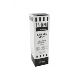 B-Trend Crema Mani SAntiage con Keratina, Aloe, Burro di Karite' 75 ml
