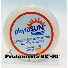 phytoSun Crema solare abbronzante all'olio di carota 100 ml