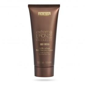 Pupa Extreme Bronzer Face & Body 001 Light Skin 100 ml - Autoabbronzante
