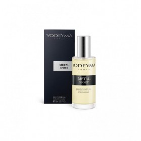 Yodeyma Metal Sport 15 ml eau de parfum