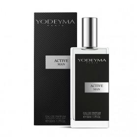 Yodeyma Active Man 50 ml eau de parfum